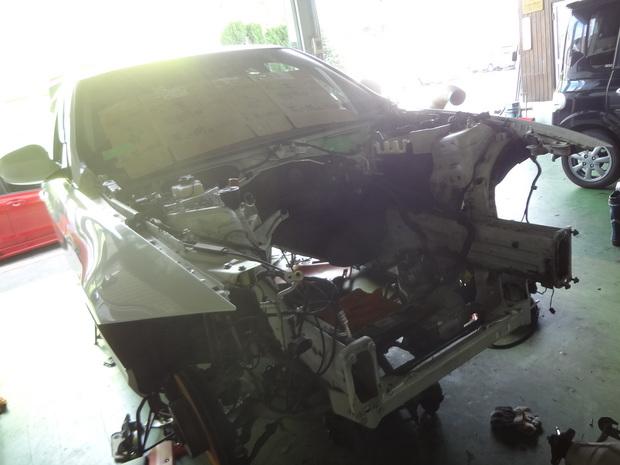 エンジン載せ替え_BMW(LBA-PG20)_2.JPG