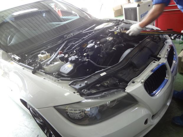 エンジン載せ替え_BMW(LBA-PG20)_8.JPG