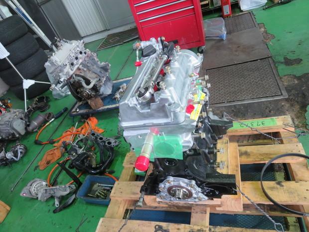 ミラジーノエンジン載せ替え (6).JPG