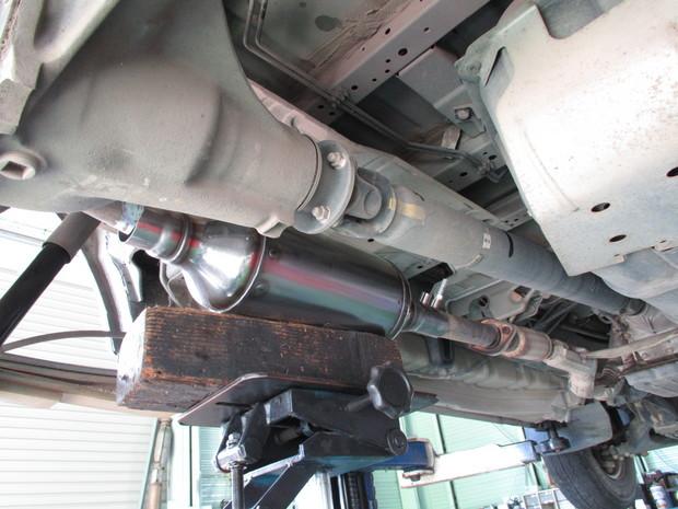 排気ガス装置(NOxPM法解除)