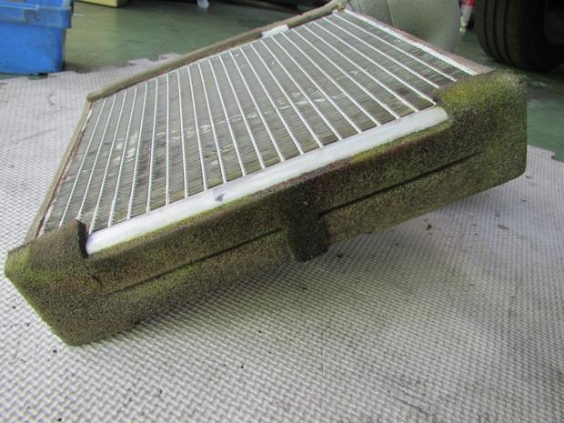 エバポレーター交換・ティーダ(C11) (1).JPG