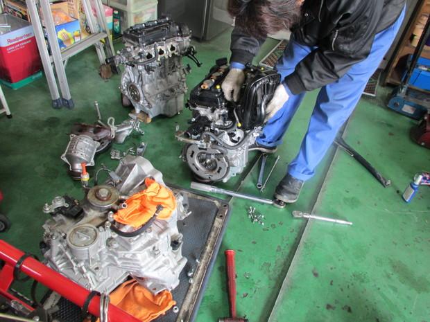 エンジン載せ替え(ワゴンR・DBA-MH23S) (1).JPG