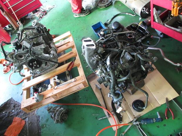エンジン載せ替え(RX-8) (1).JPG