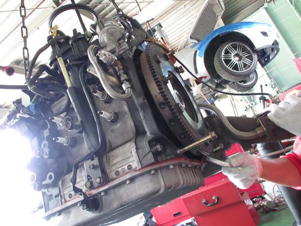 エンジン載せ替え(RX-8) (3).JPG
