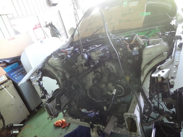 エンジン載せ替え_BMW(LBA-PG20)_6.JPG