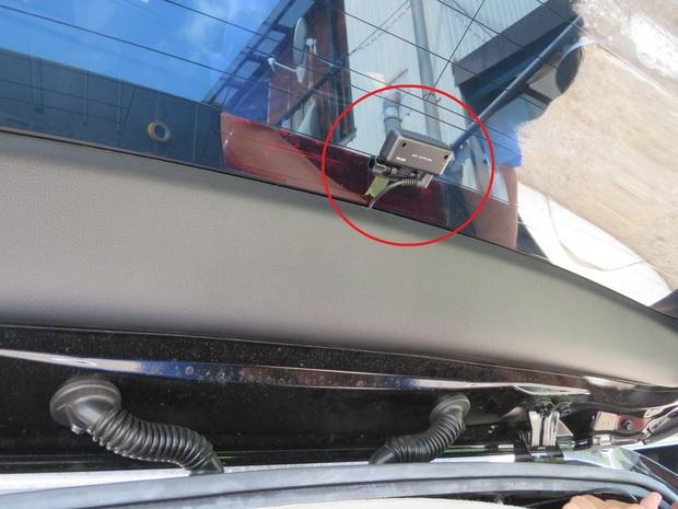 ドライブレコーダー取り付け・レガシィ(DBA-BS9) (1).JPG
