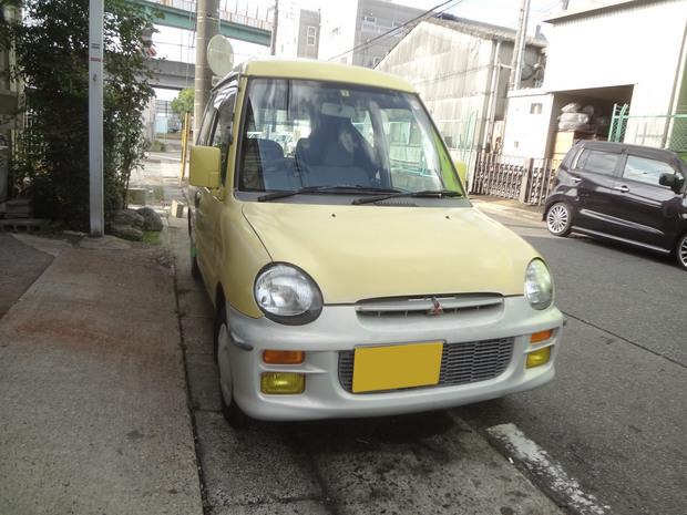 運転席ドアロック修理_ミニカトッポ(H31A)_1.JPG